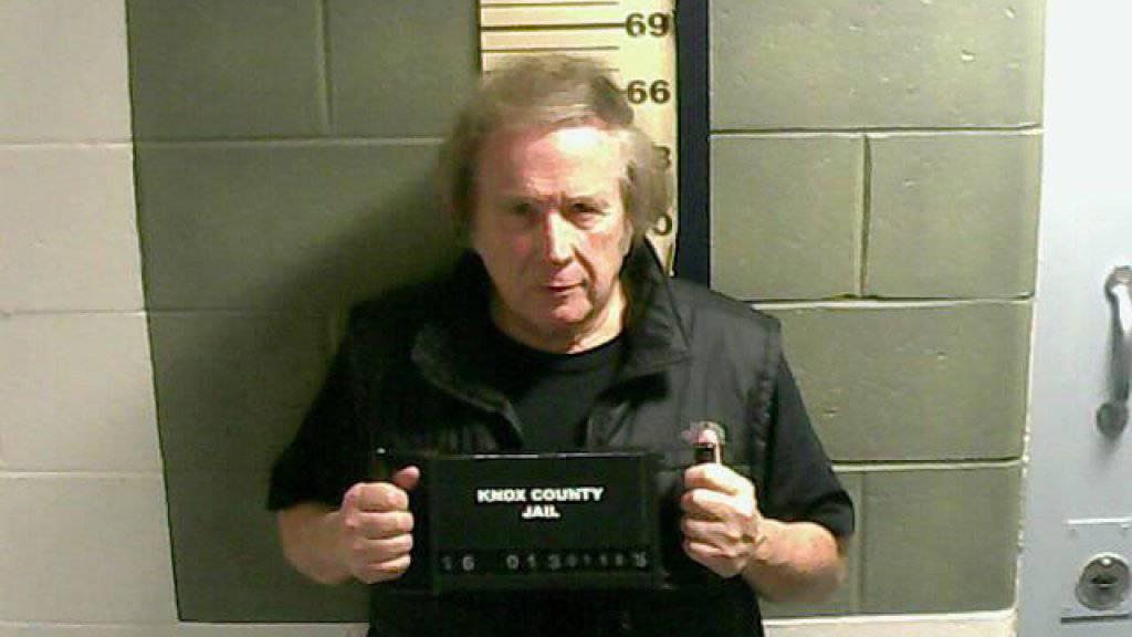 «American Pie»-Sänger McLean wegen häuslicher Gewalt festgenommen