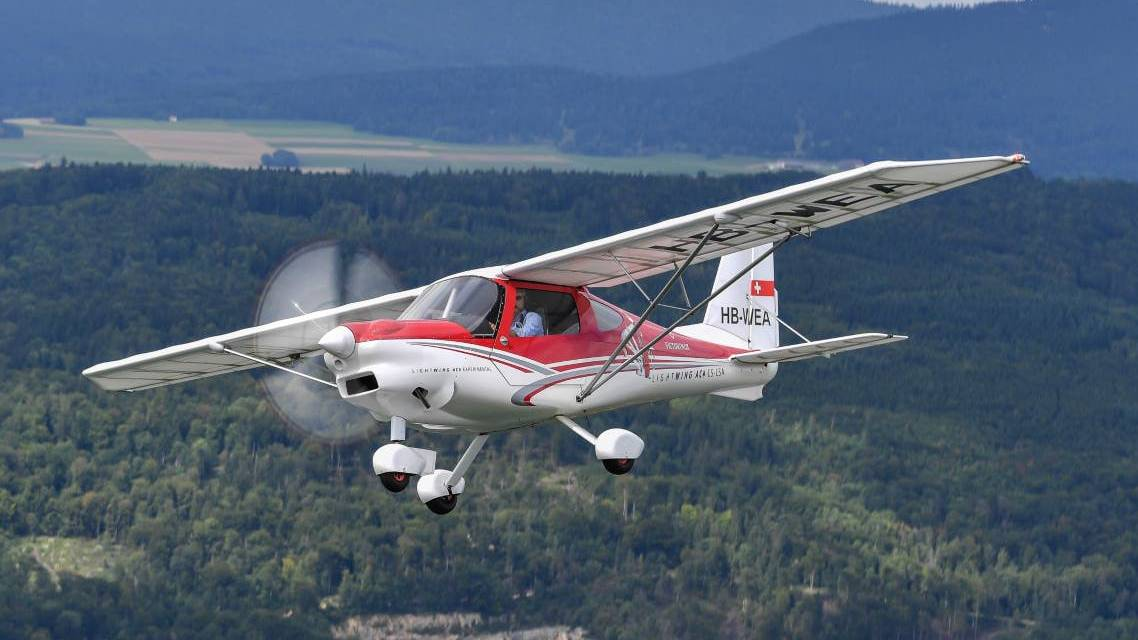 Stanser Flugzeug in Deutschland abgestürzt