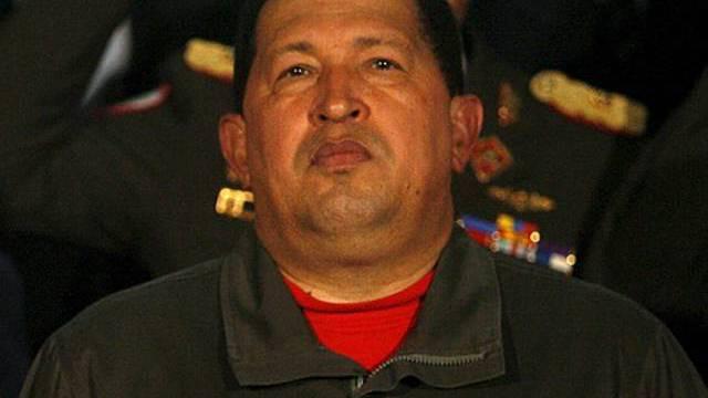 Venezuelas Präsident Hugo Chàvez
