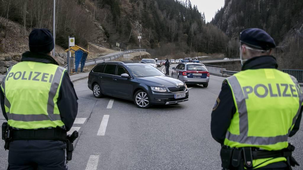 Vorsicht bei der Einreise: Österreich büsst jetzt bei «3-G»-Verstössen