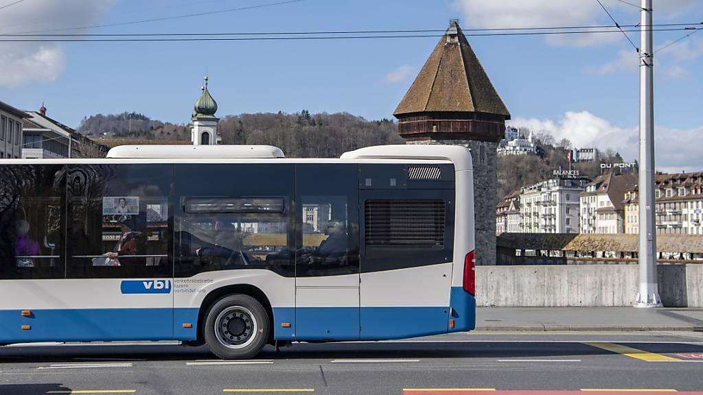 Nach der Subventionsaffäre um die VBL hat ein Gutachten die Rolle des Luzerner Verkehrsverbunds beleuchtet. (Archivbild)