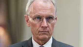 Hans-Ulrich Bigler, Direktor des Schweizerischen Gewerbeverbands.
