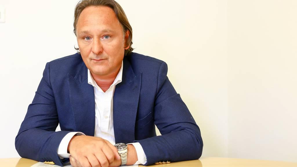 Der Vereinspräsident des FC St.Margrethen Natal Schnetzer fühlt sich hintergangen.
