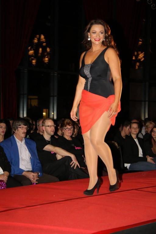 Die Wahl der «Miss Plus Size» in Zürich