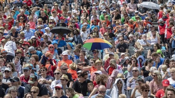 8'544'527 Personen umfasste 2018 die Schweizer Wohnbevölkerung. Das sind über zwei Millionen oder fast 40 Prozent mehr als vor 50 Jahren. (Symbolbild)