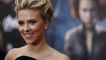 Der 2470. Stern ist ihrer: Schauspielerin Scarlett Johansson (Archiv)