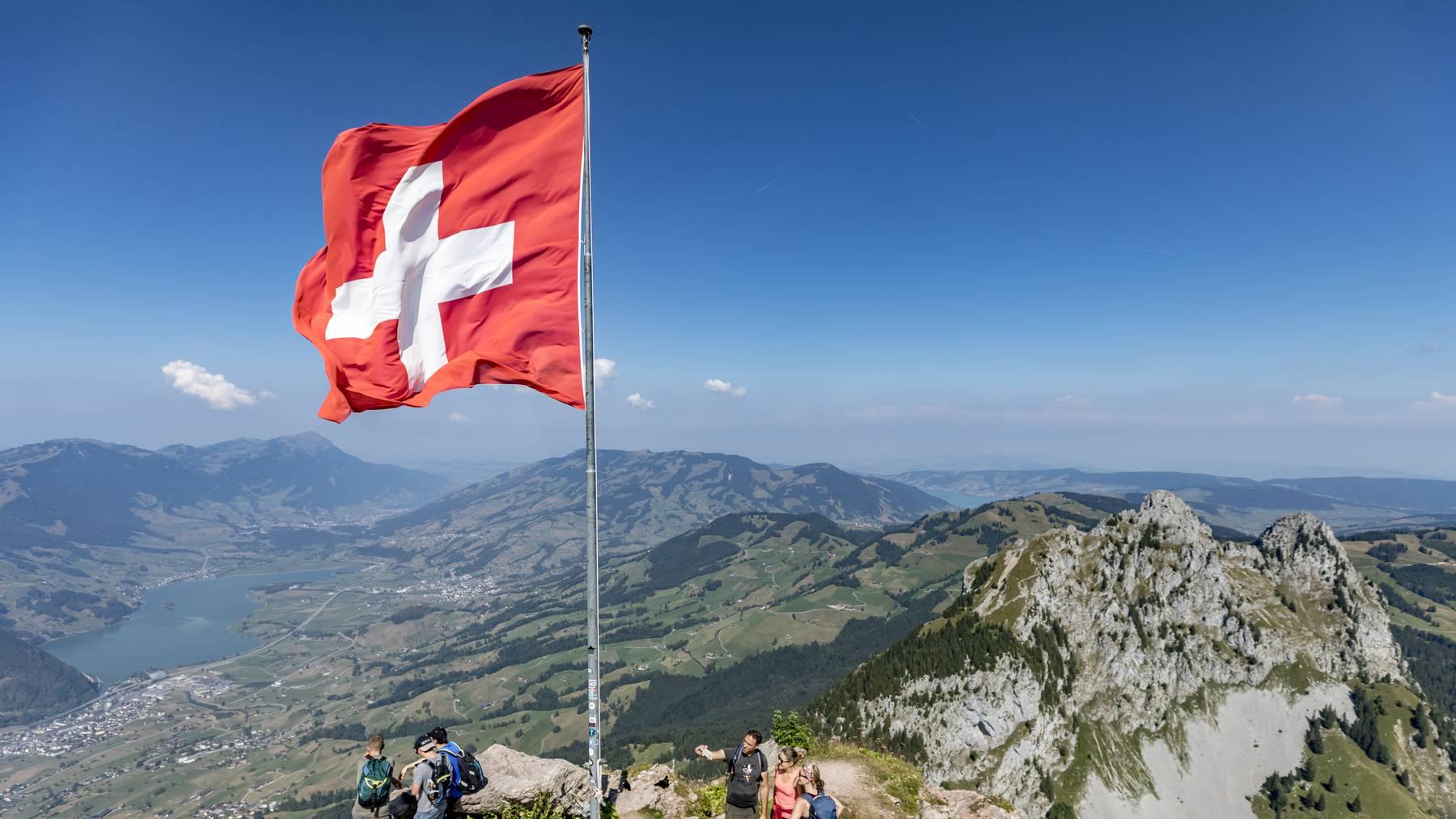 1. August Schweiz