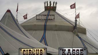 Statt in Wohlen wird der Circus Royal sein Zelte in Villmergen aufschlagen.