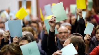 «Ein brutal direktes Feedback»: Bei der Versammlungswahl sieht jeder Kandidat, wie gut er ankommt.