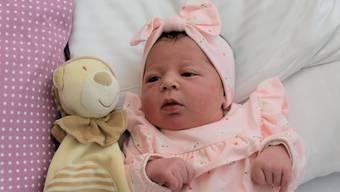 Jiyan Sinik ist das erste Baby im neuen Spital Limmattal