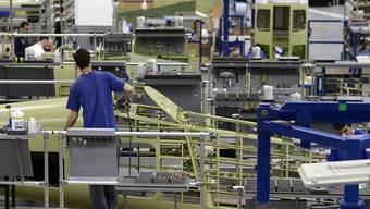 Gedämpfter Ausblick: Gemäss dem Einkaufsmanagerindex wird sich die Schweizer Wirtschaft in den nächsten Monaten weniger dynamisch entwickeln als noch im Vorjahr. (Symbolbild)