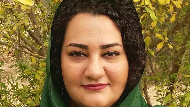 Atena Daemi träumt wie viele Iranerinnen und Iraner von der Abschaffung der Todesstrafe im Iran. Für ihren friedlichen Protest wurde sie zu 7 Jahre Haft verurteilt.