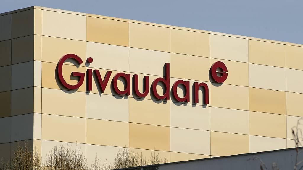 Givaudan hat 2019 weiter zugelegt