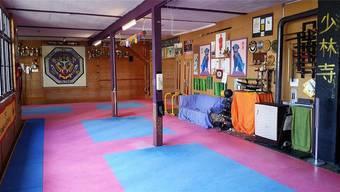 In den Räumlichkeiten der Kung Fu-Schule Olten wird sich nun doch keine Notschlafstelle einrichten.