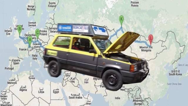 Drei Aargauer bereiten sich auf Mongol Rally vor