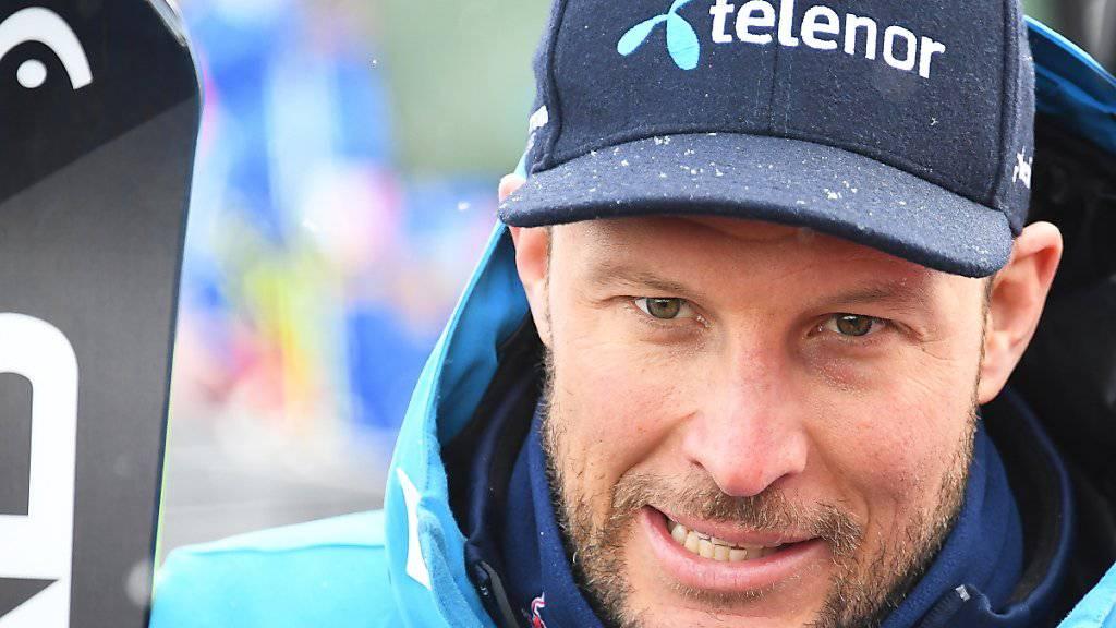 Aksel Svindal wird nach der WM in Are zurücktreten