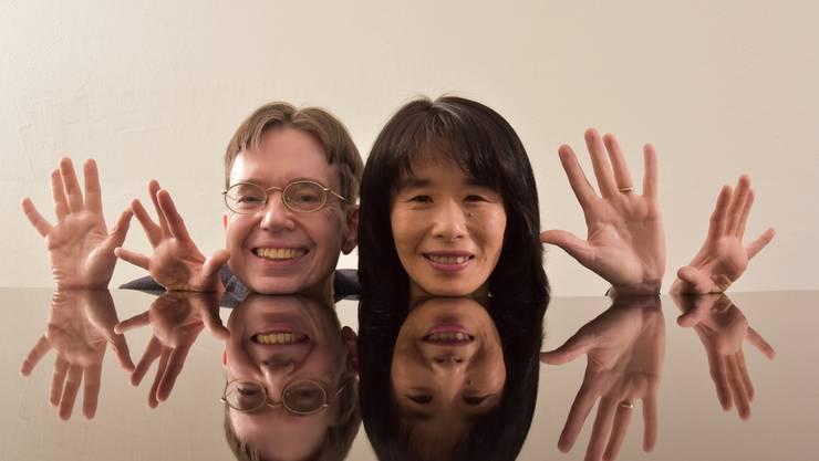 Ein eingespieltes Team mit viel Können: Das Klavierduo Holma begeistert das Publikum seit mittlerweile 26 Jahren.