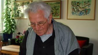 Hans Rusterholz, 1931–2015.
