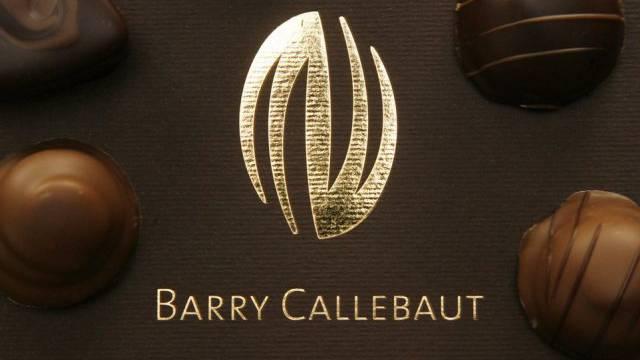 Das Logo des weltgrössten Schokoladenherstellers Barry Callebaut
