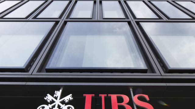 """UBS AG"" soll Holding ""UBS Group AG"" werden (Archiv)"