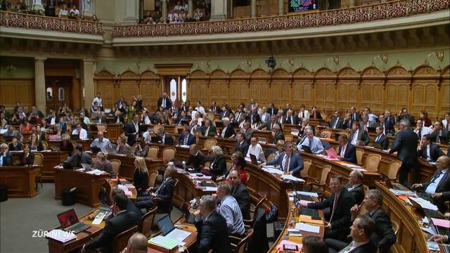 Parlament will über Waffenexporte entscheiden