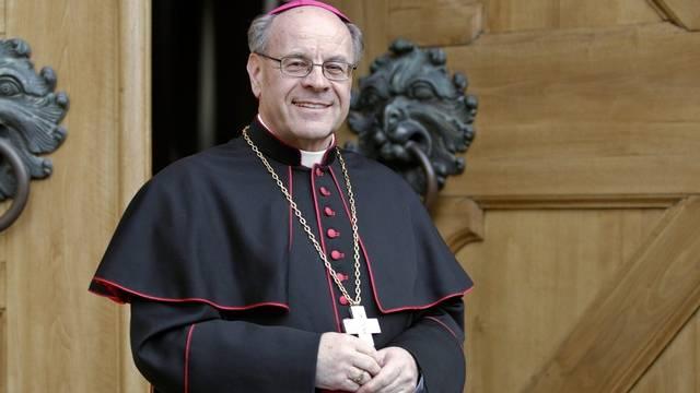 Bischof Vitus Huonder ist ein Abtreibungsgegner (Archiv)