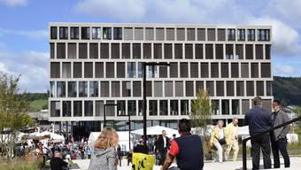 Campus der Fachhochschule Nordwestschweiz (FHNW) in Brugg Windisch;