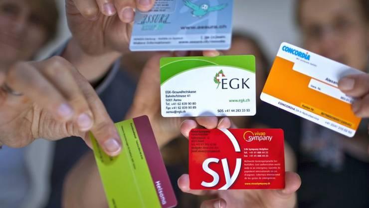 Kann sich der Kanton Aargau höhere Beiträge an die Prämien leisten? (Symbolbild)