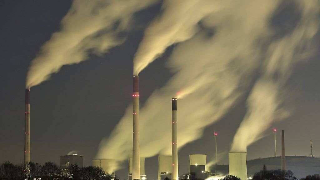 Kohlekraftwerk von E.On in Gelsenkirchen (Archiv)