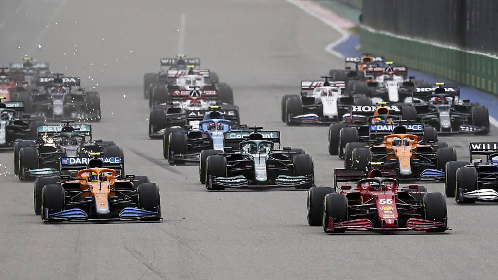 Motoren in der Formel 1 im Brennpunkt