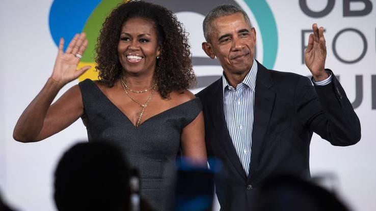 Auch diese beiden hatten so ihre Probleme. Sie sind seit 1992 verheiratet.