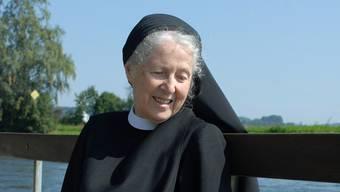 Silja Walter lebte über 60 Jahre als Schwester Maria Hedwig im Kloster Fahr.