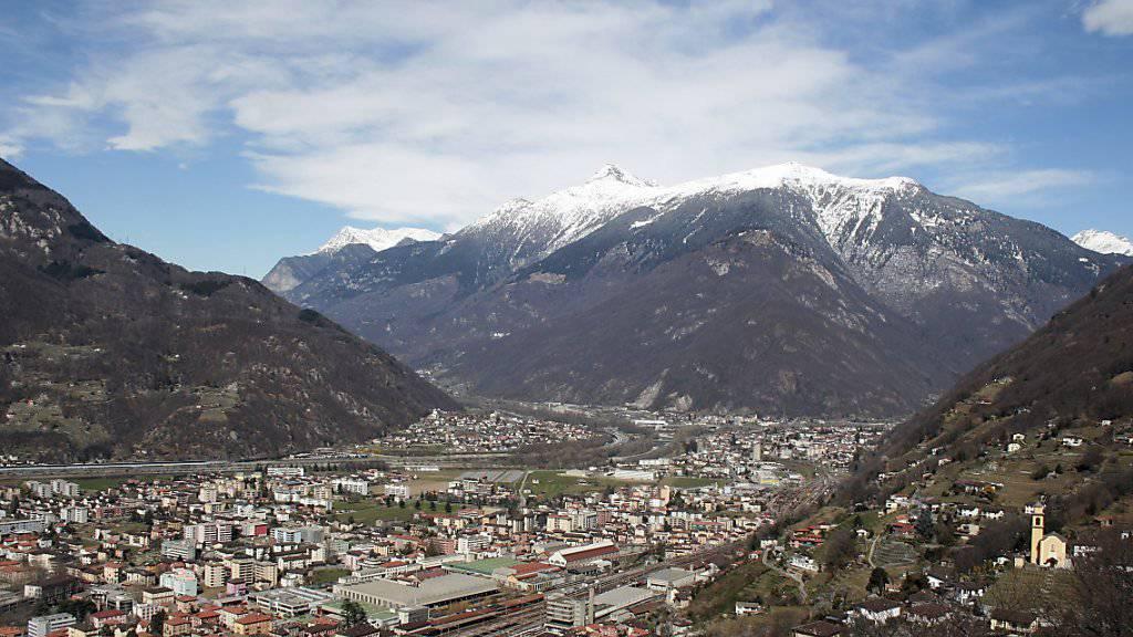 In der Grossgemeinde Bellinzona war es die erste Wahl seit der Fusion. (Archivbild)
