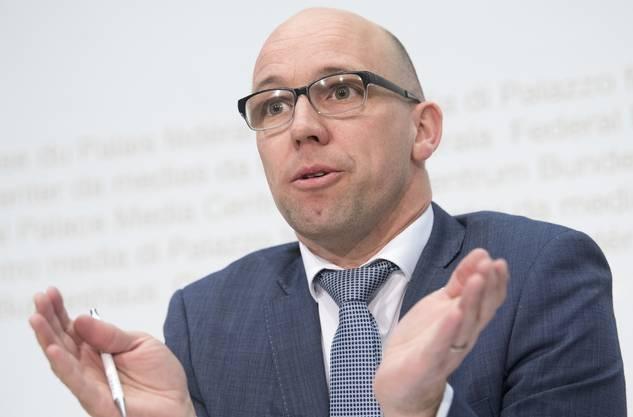 Der designierte CSV-Präsident Stefan Müller-Altermatt