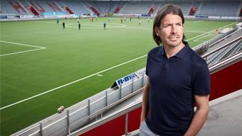 Andres Gerber brauchte Zeit, bis er seinen Weg als Sportchef beim FC Thun gefunden hatte. Annette Boutellier