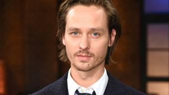 Dreifachvater mit 35: Schauspieler und Sänger Tom Schilling glaubt, dank seiner Familie so gesund zu sein. (Archivbild)