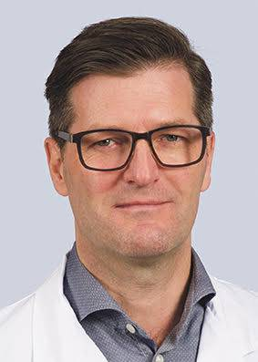 Dr. med. Stephan Marx, Chefarzt Spine Unit