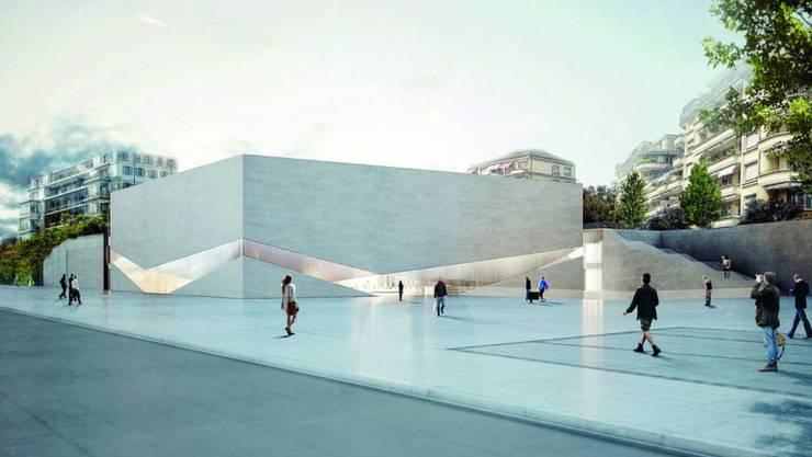 Das neue Museumsquartier in Lausanne wird zum neuen Kunstmagnet der Schweiz.
