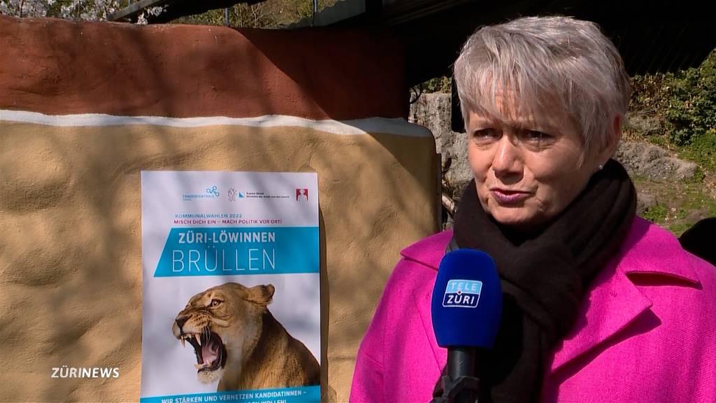 «Züri-Löwinnen» wollen mehr Frauen in Gemeindeexekutiven