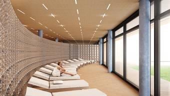 Thermalbad Baden: So sieht das Botta-Bad von innen aus