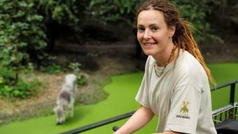 Tierarztgehilfin Tina Hoby bewahrt das Blut aller Tiere auf.
