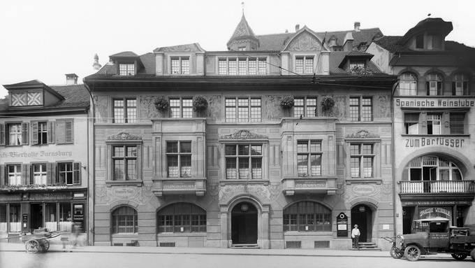 Restaurant Zum Braunen Mutz in Basel