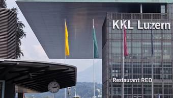 Für KKL und Co. erhält Luzern künftig keine finanzielle Beiträge mehr aus Schwyz (Symbolbild)