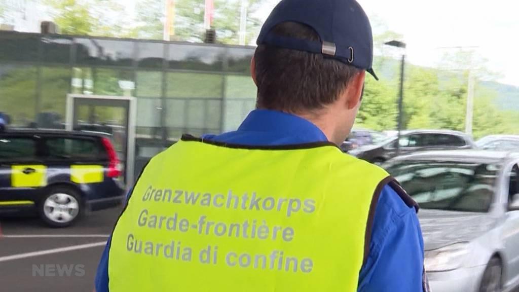 Nach der Grenzöffnung: Zoll Rheinfelden zieht Bilanz