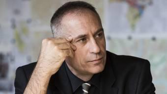 Basels Baudirektor Hans-Peter Wessels macht sich mit seinem Engagement für den Gundelitunnel in seiner SP keine Freunde.