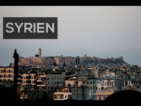 Naim Cherni reiste nach Syrien um den Widerstand gegen den syrischen Präsidenten Assad zu dokumentieren.