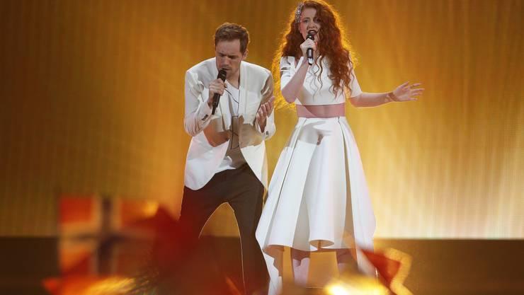 Debrah Scarlett, die Adele light, und ihr norwegischer Partner Kjetil Mørland sind unsere Favoriten.