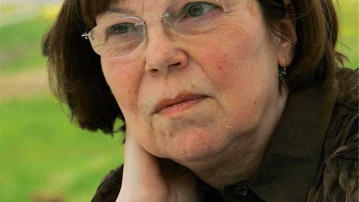 Sarah Kirsch (1935–2013). HO