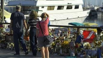 Beim Brand eines Tauchschiffs in Kalifornien kamen vor eineinhalb Wochen 34 Menschen ums Leben. (Archivbild)
