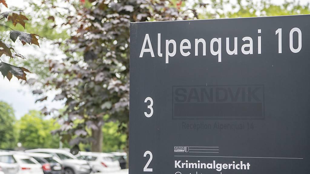 Das Kriminalgericht Luzern hat drei Beschuldigte wegen Misswirtschaft verurteilt. (Archivbild)